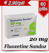 Fluoxetine Sandoz 20 mg